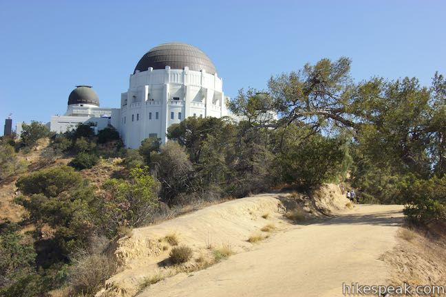 Griffith Observatory Trail Griffith Park