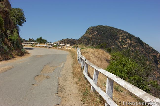 Mount Lee Drive Cahuenga Peak