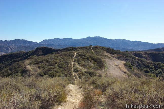 Heartbreak Hill Trail