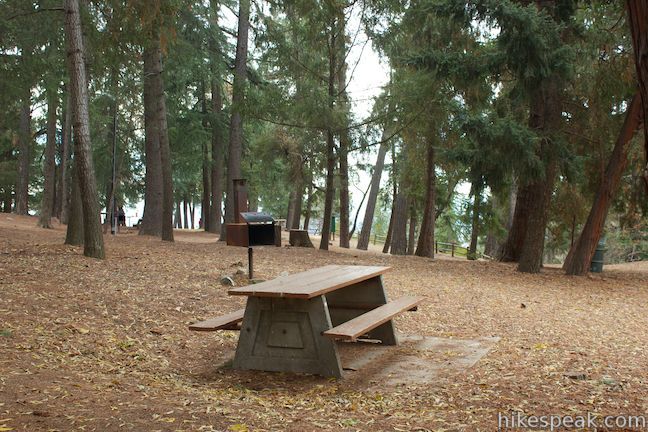 Henninger campground los angeles for Camping cabins near los angeles