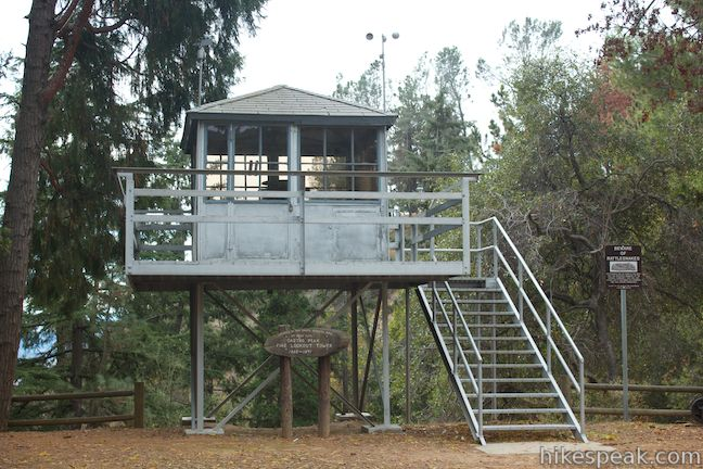 Henninger Flats Lookout Tower