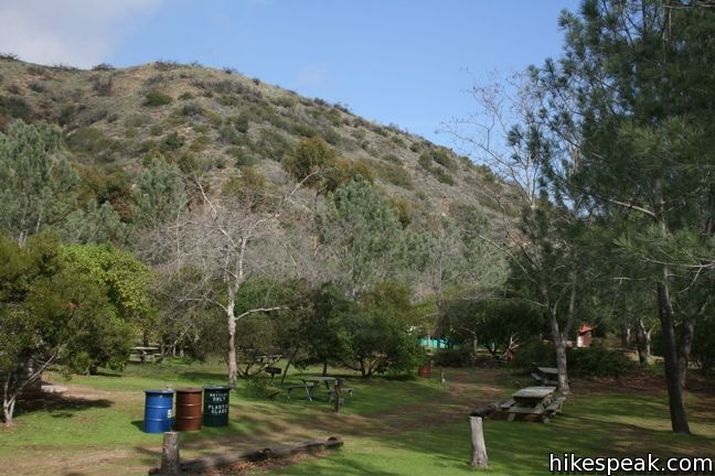 Hermit Gulch Campground Catalina Island Hikespeak Com