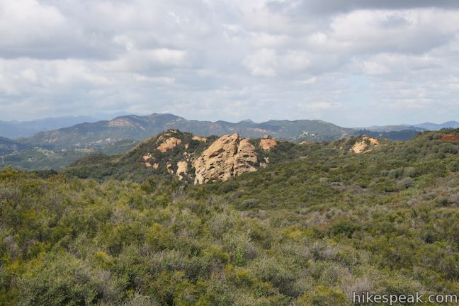 Topanga State Park Hiking