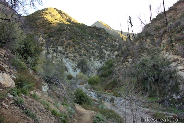 Colby Canyon Trail
