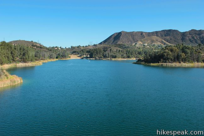 Lake Hollywood Reservoir