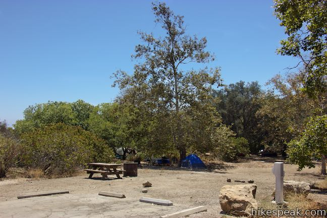 Leo Carrillo State Park Campground