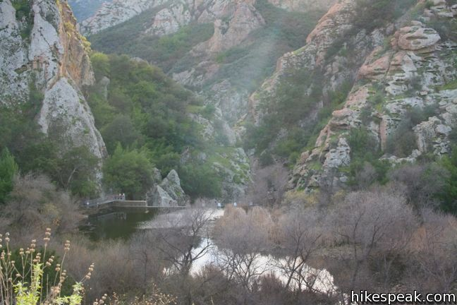 Malibu Creek State Park Trail