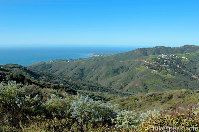 Corral Canyon Malibu