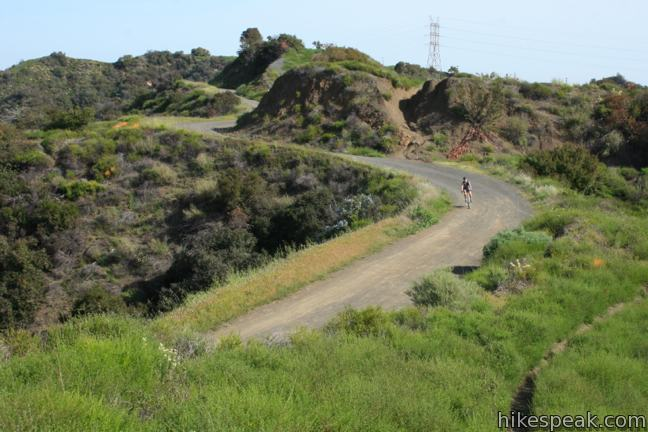 Bike Trails in Los Angeles