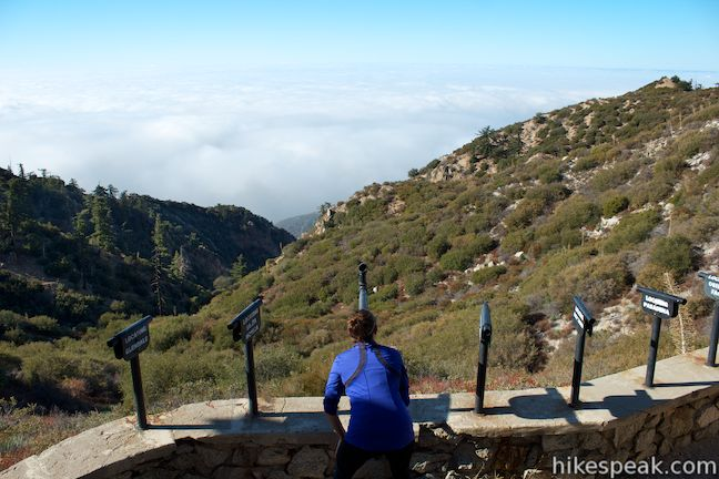 Inspiration Point Mount Lowe