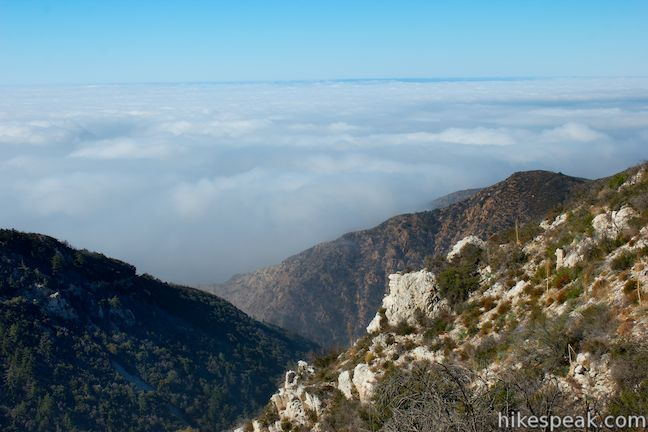 San Gabriel Mountains Grand Canyon