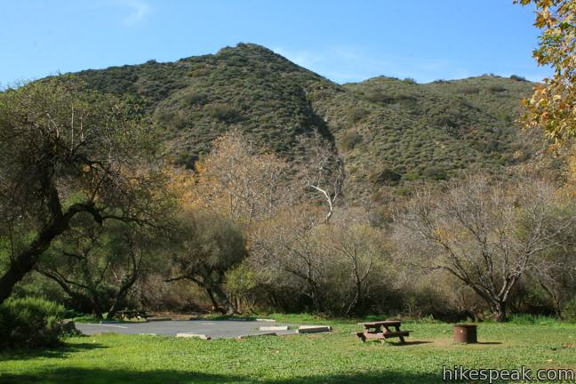 Sycamore Canyon Campground Point Mugu California