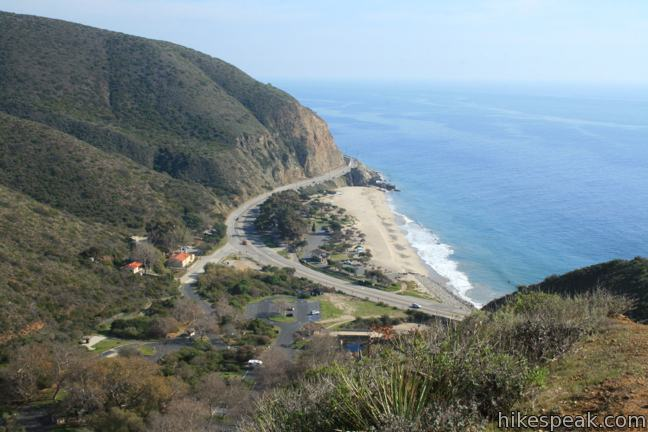 Sycamore Canyon Campground Point Mugu State Park