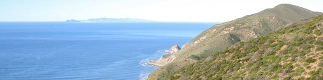 Mugu Peak Trail Point Mugu State Park hike malibu ocean view santa monica mountains trek