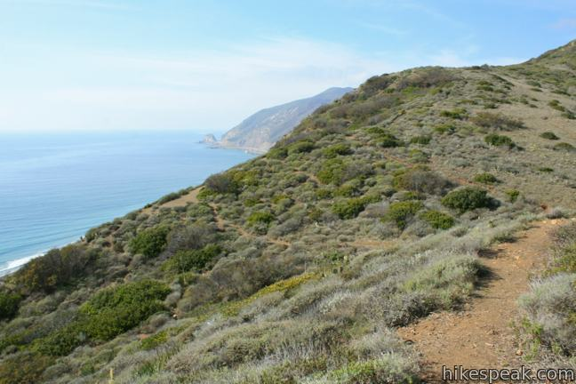Point Mugu State Park Scenic Trail