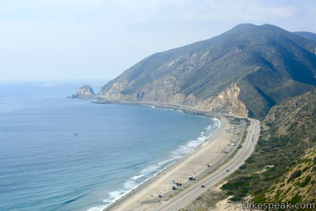 Point Mugu State Park Scenic And Overlook Trails Loop