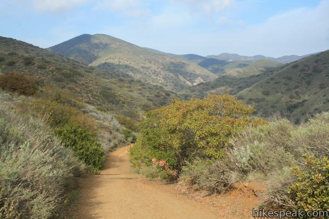 Point Mugu State Park Overlook Trail