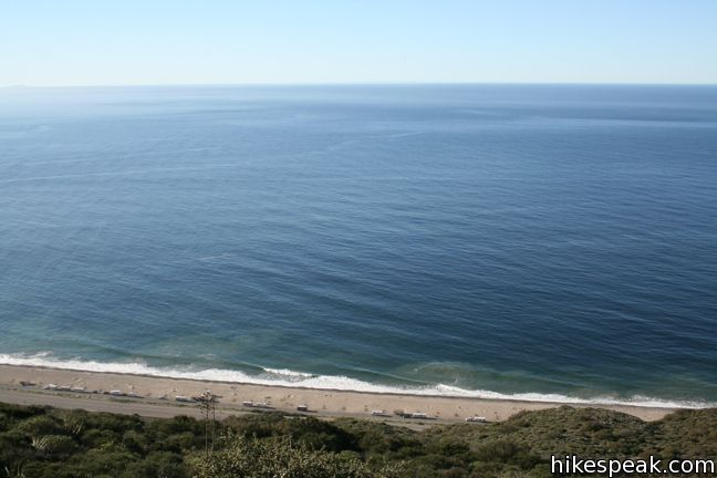 Ray Miller Trail - La Jolla Canyon - Point Mugu State Park