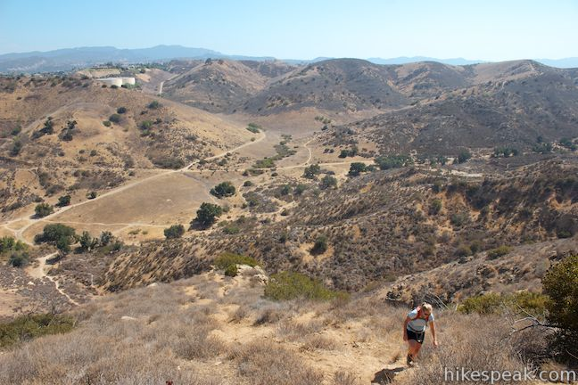 Upper Las Virgenes Canyon Open Space Preserve Hike