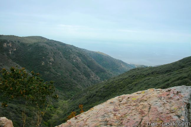 Nicholas Canyon View Malibu