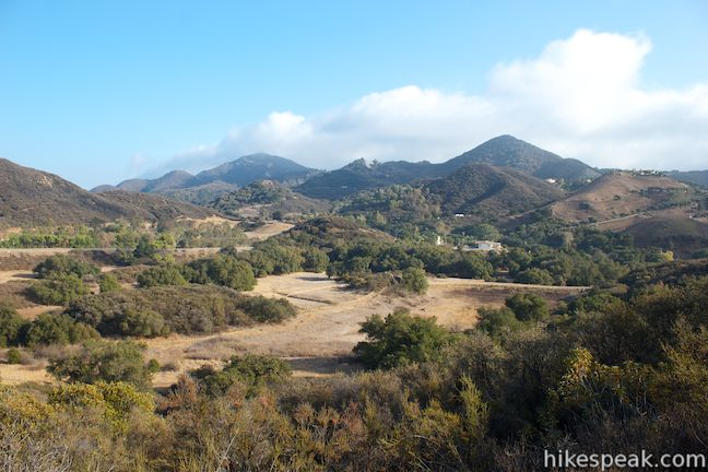 Rocky Oaks Park in the Santa Monica Mountains