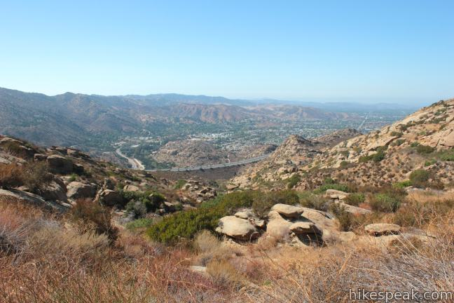 Rocky Peak Trail Simi Valley