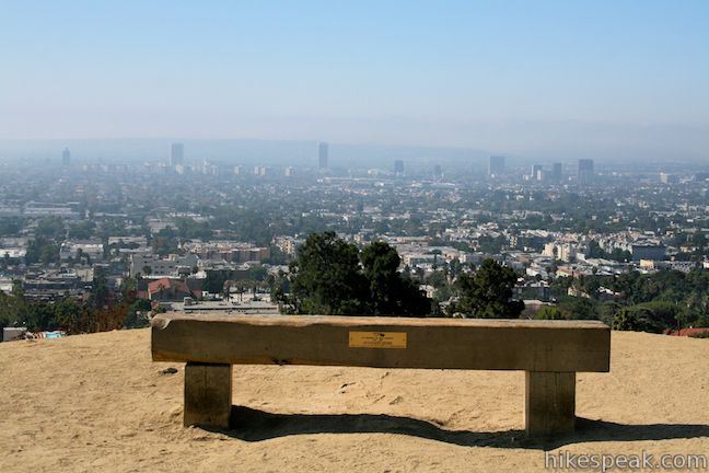 Runyon Canyon Inspiration Point