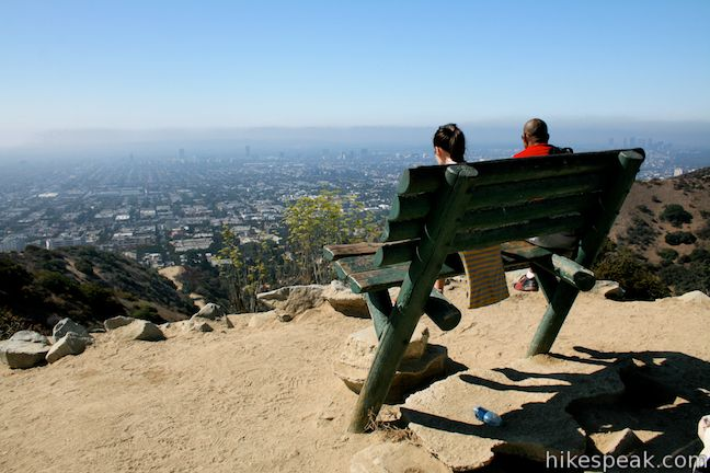 Runyon Canyon Cloud's Rest