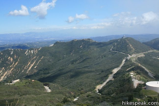Saddle Peak Malibu