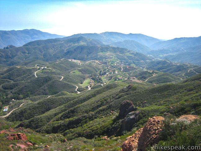 Sandstone Peak View