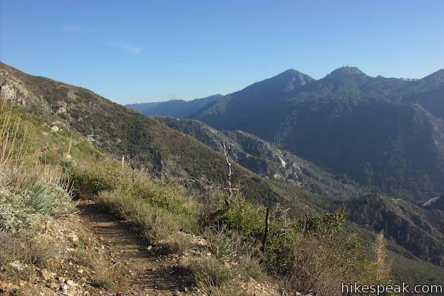 Strawberry Peak Trail