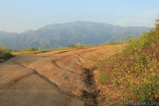 This 7.5-mile hike starts from the north side of the Verdugo Mountains and ascends La Tuna Canyon to the range's highest summit.