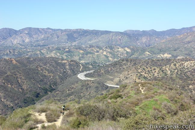 La Tuna Canyon Trail