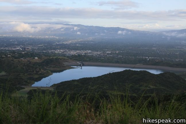 San Vicente Mountain Trail