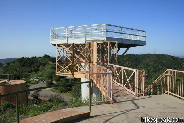 marido En cantidad mil millones  Mulholland Drive to San Vicente Mountain | Los Angeles | Hikespeak.com