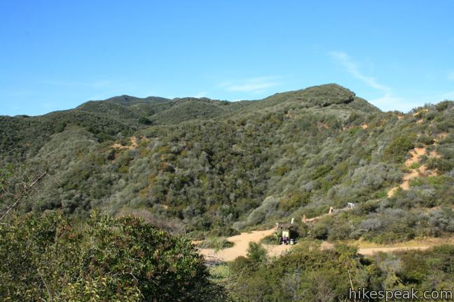 Backbone Trail Will Rogers State Park Hike