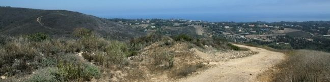 Zuma Ridge Trail Malibu Hike Santa Monica Mountains Los Angeles California