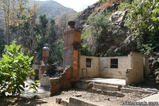 Solstice Canyon in the Santa Monica Mountains