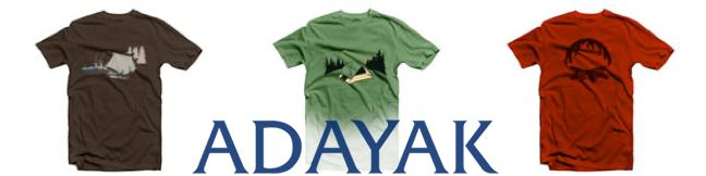 Adayak Organic Cotton T-shirts review