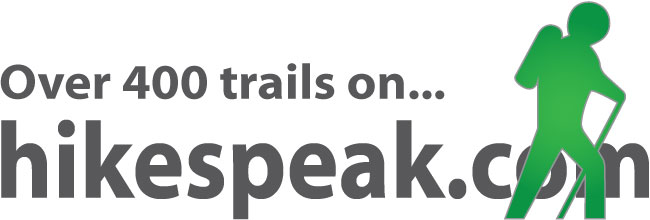 Over 400 trail reports on hikespeak.com