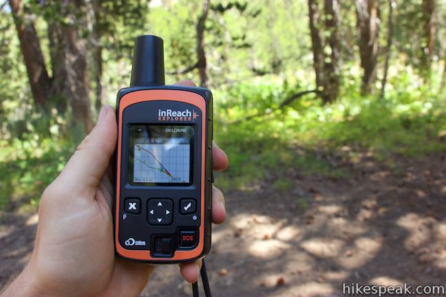This impressive SOS beacon, global satellite communicator, and GPS navigator is a handy device for hikers who want to go off the grid but still stay in touch.