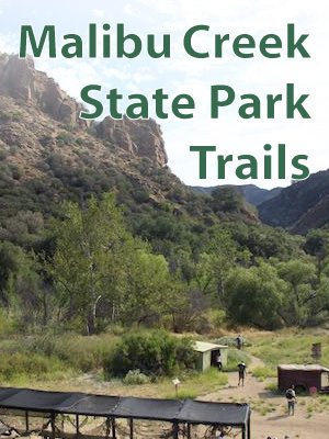 Malibu Creek State Park Trails