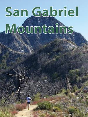 San Gabriel Mountains Trails