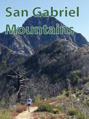 San Gabriel Mountains Trails