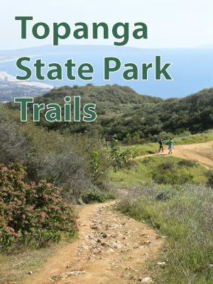 Topanga State Park Trails