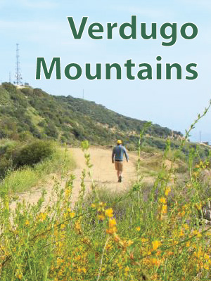 Verdugo Mountains Trails
