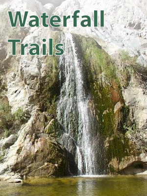 Waterfall Trails Los Angeles