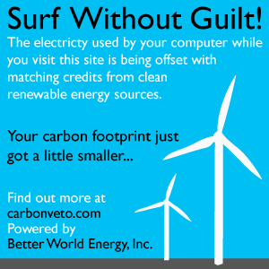 Better World Energy Carbon Offset